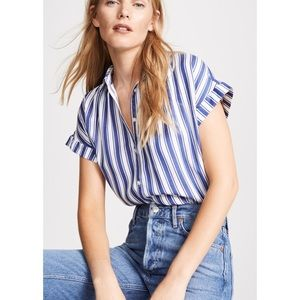 Madewell • Central Shirt in Shea Stripe